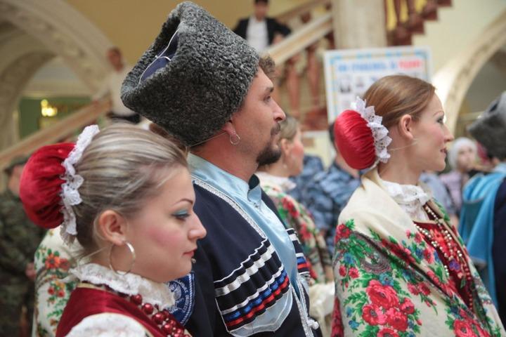 Жителям Грозного рассказали о казачьей культуре и взаимопроникновении традиций