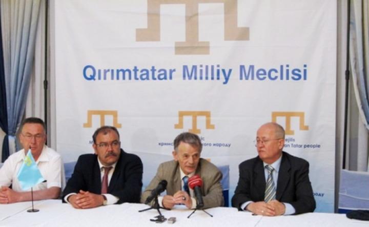 Меджлис крымских татар продолжит свою деятельность и после запрета