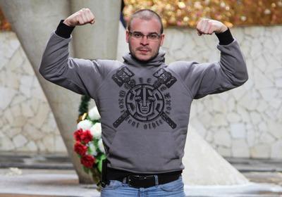 Заочный арест неонациста  Марцинкевича признан законным