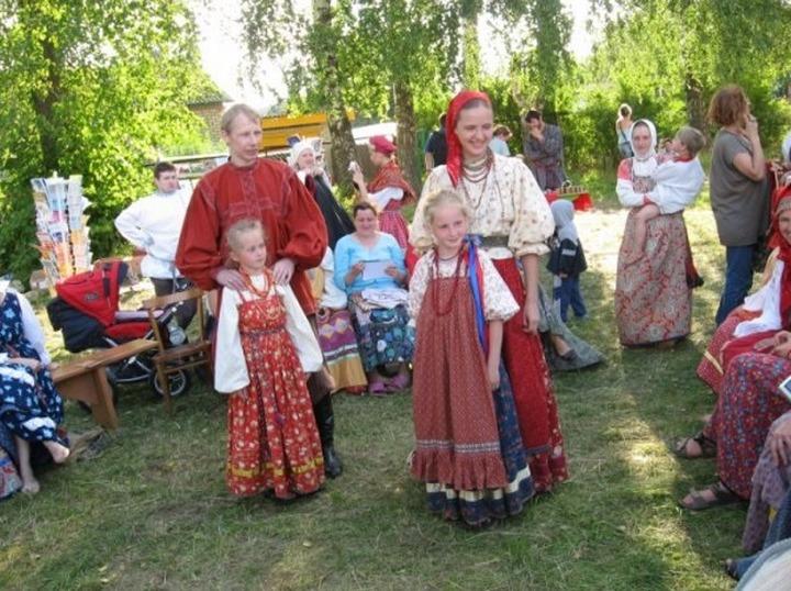 С русскими семейными традициями познакомит фестиваль в Мышкине