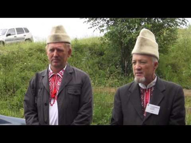Путешествие смиротворцев в Марий Эл
