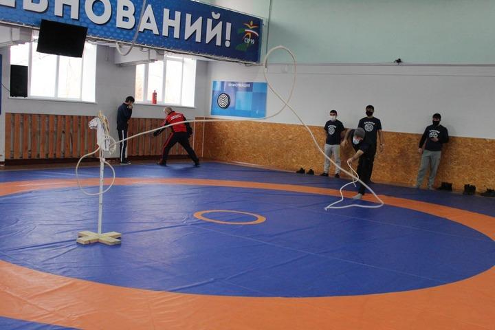 Этнические объединения Хакасии приняли участие в фестивале национальных видов спорта