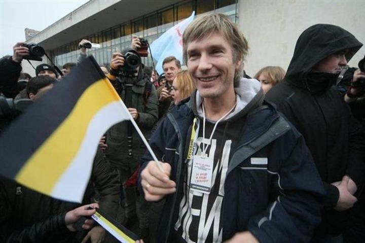 Срок ареста националиста Бондарика сократили на один день