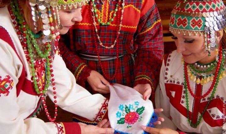Турецкий телеканал снимает документальный фильм о традициях чувашской свадьбы