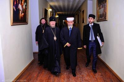 Духовные лидеры Крыма призвали крымчан сохранять межнациональное согласие