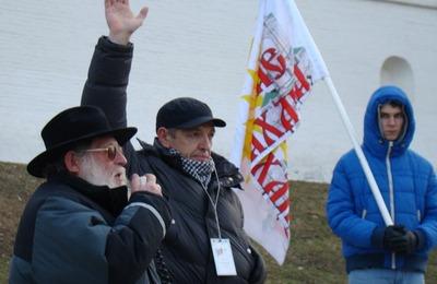 Задержанный глава националистов Астрахани оштрафован за хулиганство