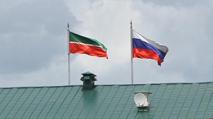 В Татарстане прошел пикет за заключение договора между Казанью и Москвой