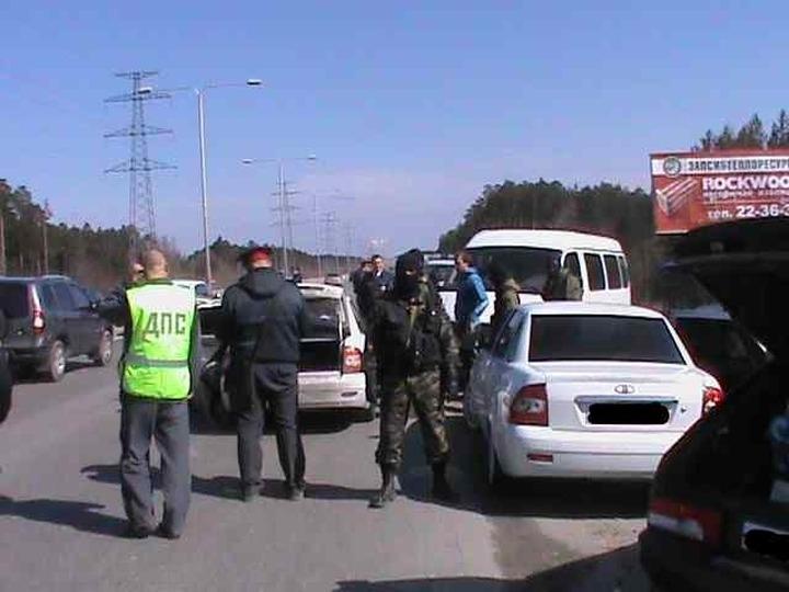 В Сургуте полиция предотвратила очередную многонациональную драку