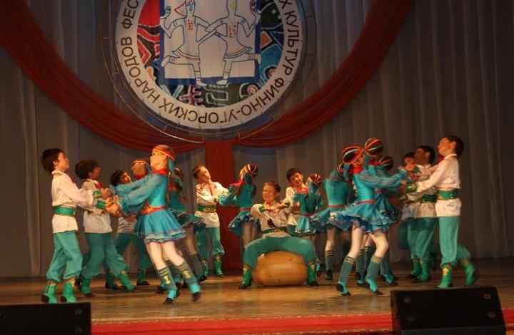 В Башкирии завершился финно-угорский  фестиваль