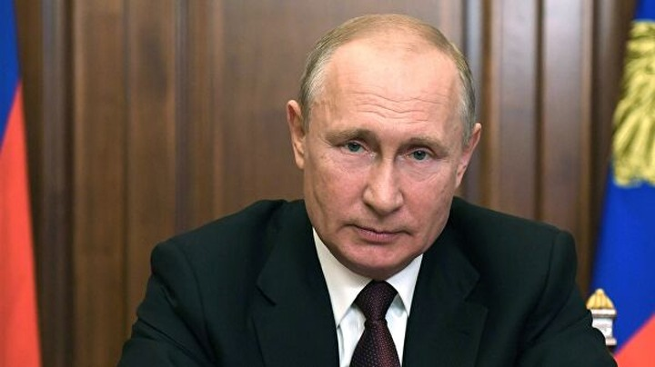 Путин поздравил жителей Татарстана со 100-летием республики