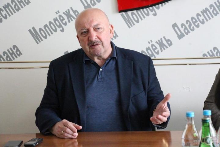 Сафаралиев: Дагестанцы – это не экстремисты и бандиты