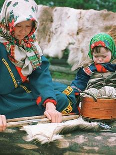 О цветовой знаковой системе хантов и манси расскажут в Югре
