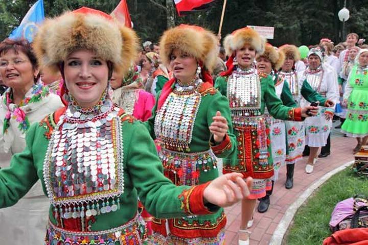 Жителей Костромы познакомят с марийской культурой