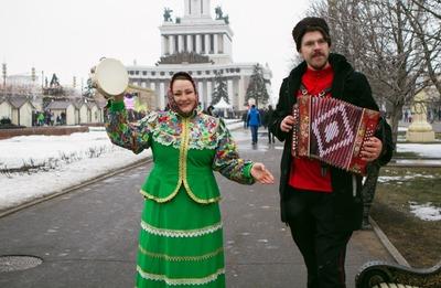 Масленица-2016 в парках Москвы
