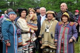 На Колыме распределили квоты по вылову рыбы для коренных народов