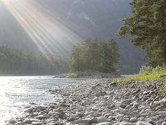 Алтайские единороссы возвращают исконные названия рекам и деревням
