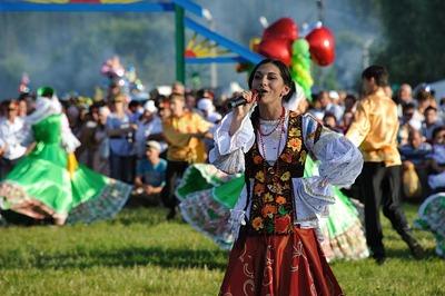 Питрау 2011 - праздник кряшенской культуры