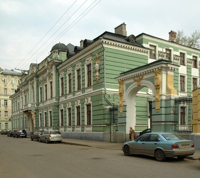 В усадьбе Морозовых в Москве хотят создать музей русского языка