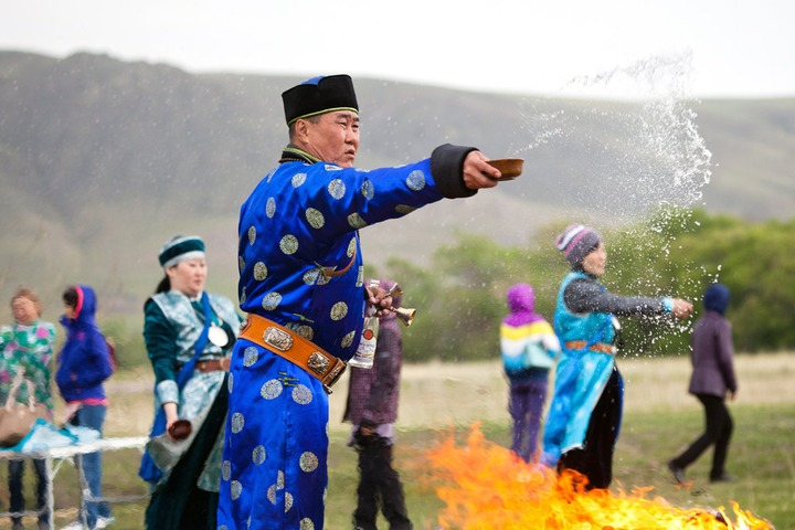 В Ердынских играх в Иркутской области приняли участие более 10 тысяч человек