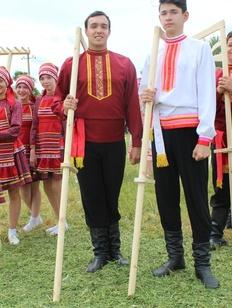 Марийскую восьмерку станцевали в Татарстане