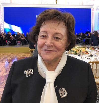 Ушла из жизни этносоциолог Леокадия Дробижева