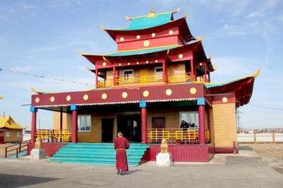 В буддийском монастыре в Иркутской области откроют Школу бурятского языка