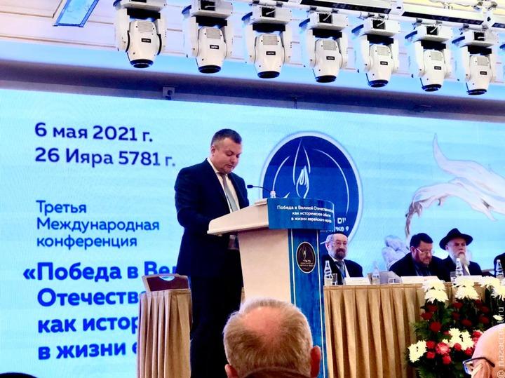 Российские евреи отмечают День Спасения и Освобождения
