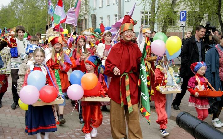 В Архангельске пройдет праздник традиционных игр и игрушек