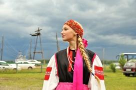 Фестиваль народа сето в Красноярском крае