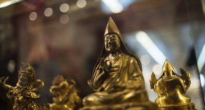 Адвокаты обжаловали повторный арест осквернившего статую Будды борца