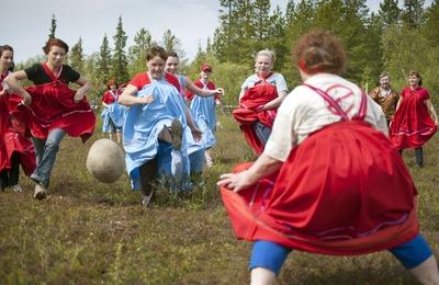 Традиционные саамские игры в 22-й раз пройдут в Лопарской