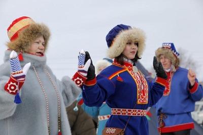 Зимние саамские игры пройдут в Мурманской области