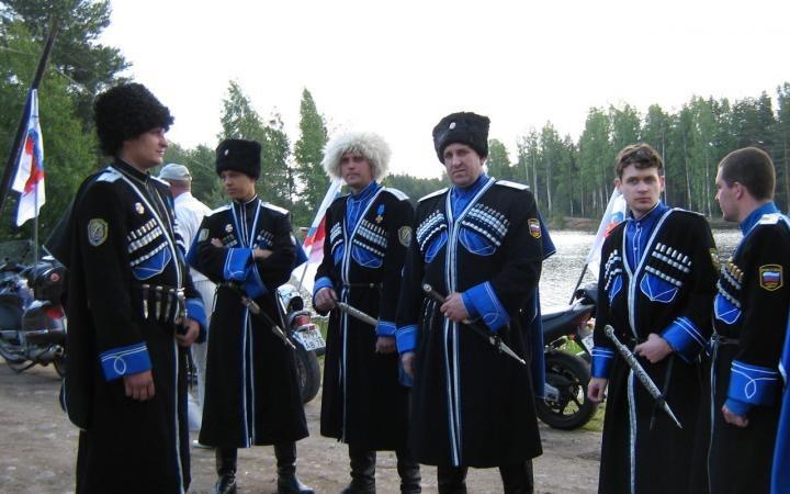 Казаки потребовали у Хлопонина отставки атамана Терского войскового казачьего общества