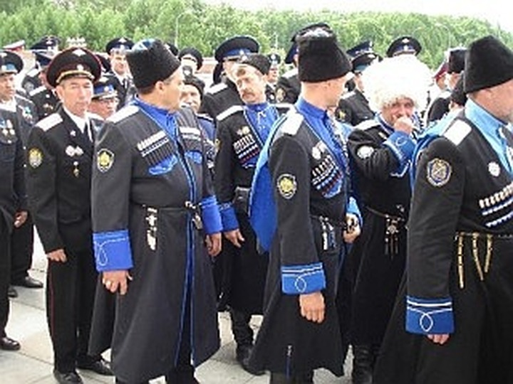 """В Грозном прошла казачья конференция """"От Терека до Дона"""""""