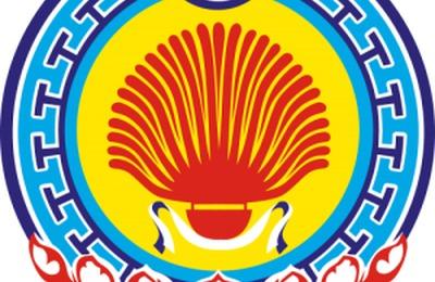 Улан зала, хадыг и священный лотос
