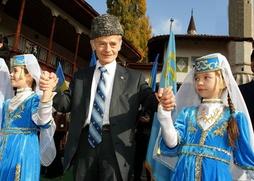 Экс-глава меджлиса крымских татар побеседовал с Путиным