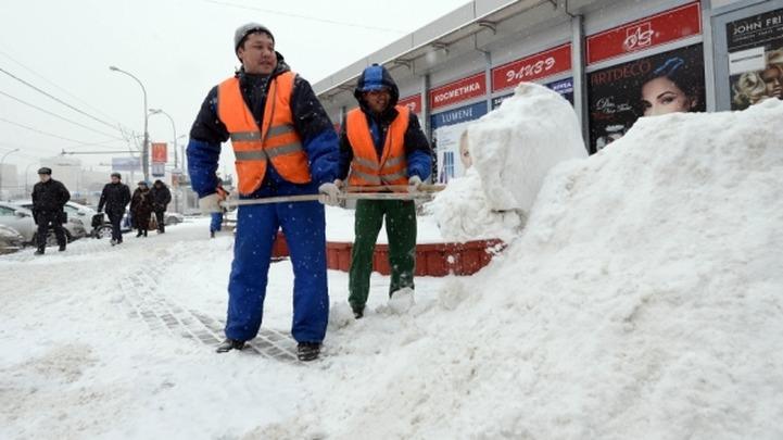 В центре Москвы могут появиться строительные городки мигрантов