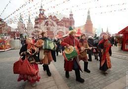 Масленичные гуляния пройдут в 22 парках Москвы