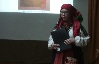 Жителям Воронежа рассказали о традициях воронежско-белгородского пограничья