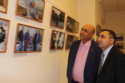 В Москве открылась фотовыставка о тюркоязычных народах России