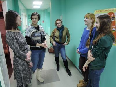 В Сыктывкаре студентов познакомили со Школой межэтнической журналистики