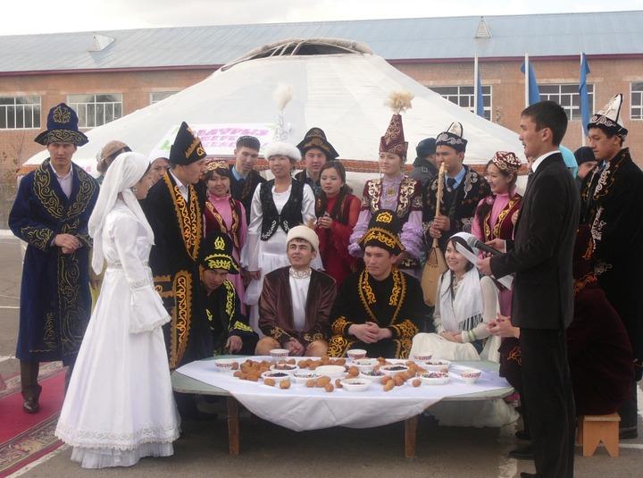 Казахи Тюменской области отпраздновали Наурыз Мейрамы
