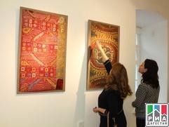 В Москве открылась выставка дагестанской вышивки
