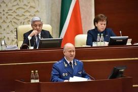 Парламент Татарстана согласился с добровольным изучением татарского языка