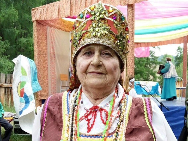 В Туве прошел межрегиональный русский фестиваль