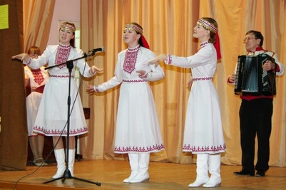 В Кирове провели День Марийской культуры