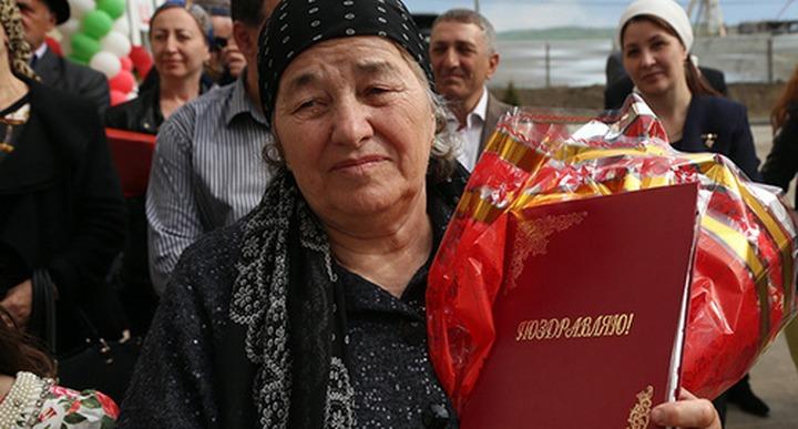 Ингушетия предоставила квартиры переселенцам из Чечни