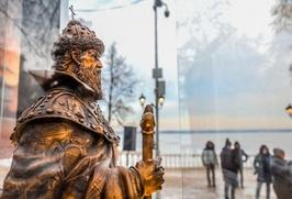Старейшины чувашского народа выступили против памятника Ивану Грозному в Чебоксарах