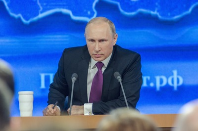 Владимир Путин поздравил с юбилеем Фонд единства православных народов