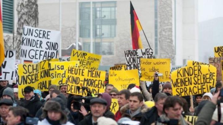 Немцы России выступили против спекуляций на теме изнасилования русской девочки в Берлине